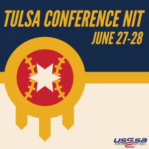 Tulsa Conference NIT Event Poster