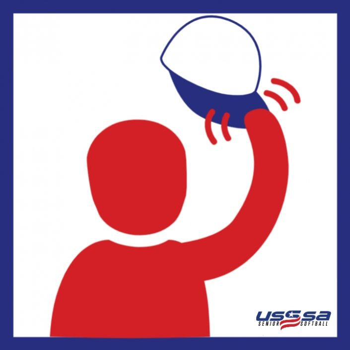 USSSA Senior Softball Tip the Cap